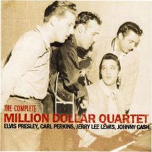 Presley, Elvis - The Complete Million Dollar Quartet NEW CD Enlarged Preview