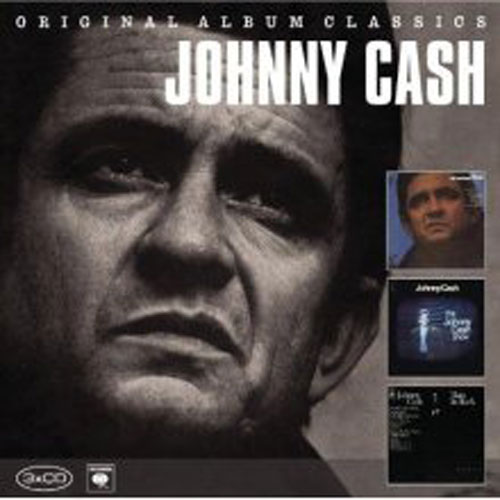 Cash, Johnny - Original Album Classics NEW 3 x CD Enlarged Preview