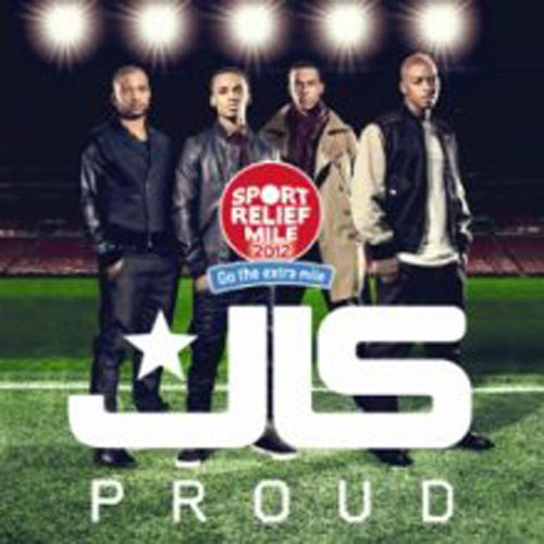 Jls - Proud NEW CD SINGLE Enlarged Preview