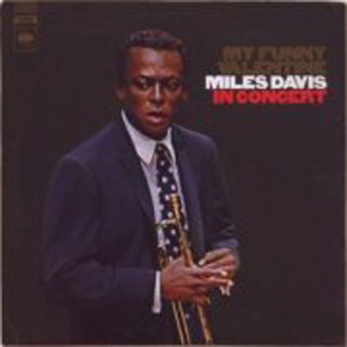 Davis, Miles - My Funny Valentine NEW CD Enlarged Preview