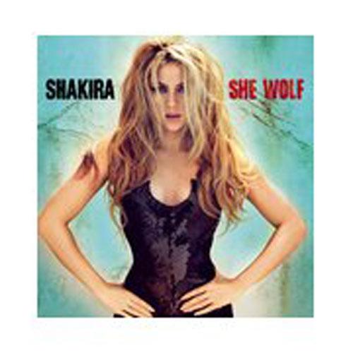 Shakira She Wolf New Cd Ebay