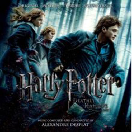 Various - Harry Potter - The Deathly Hallows NEW CD Enlarged Preview
