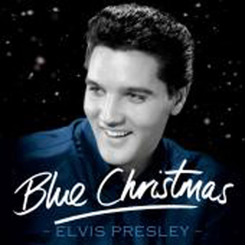 Presley, Elvis - Blue Christmas NEW CD Enlarged Preview