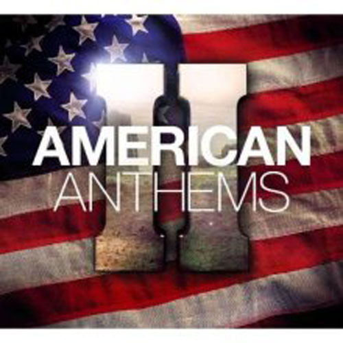 Various American Anthems Ii New 3 X Cd Ebay
