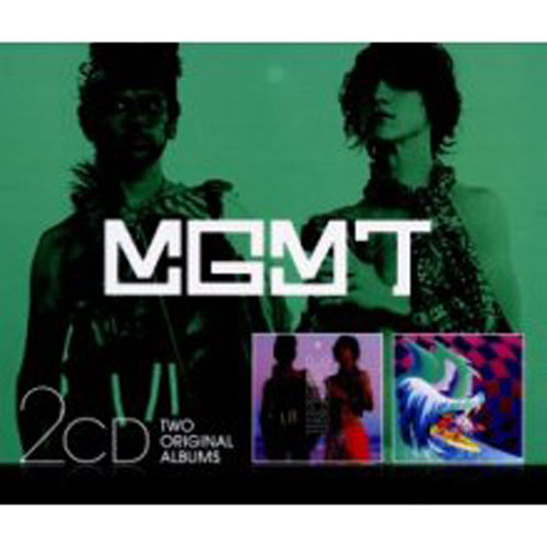 Mgmt - Oracular Spectacular / Congratulations NEW 2 x CD Enlarged Preview