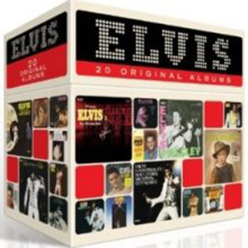 Presley, Elvis - The Perfect Elvis Presley Coll NEW CD Enlarged Preview