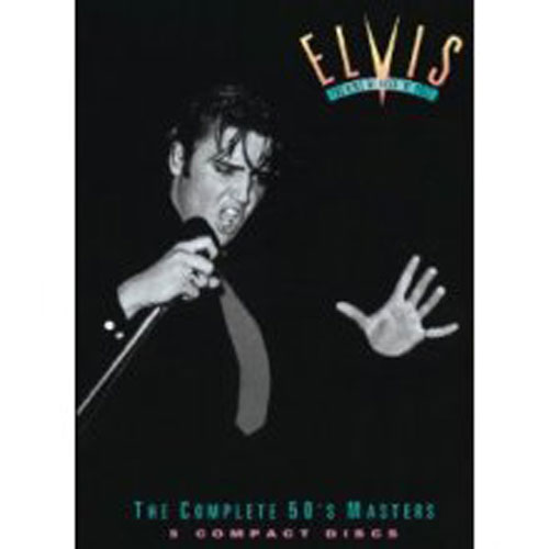 Presley, Elvis - The King Of Rock 'n' Roll: The Complete 50's Masters NEW 5 x CD Enlarged Preview