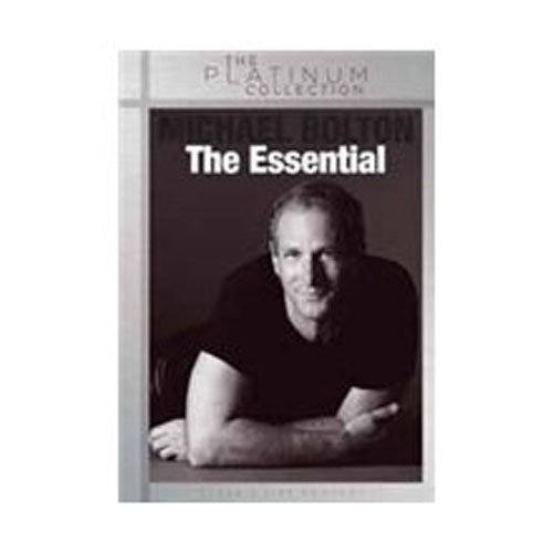 Bolton, Michael - The Essential Michael Bolton NEW DVD Enlarged Preview