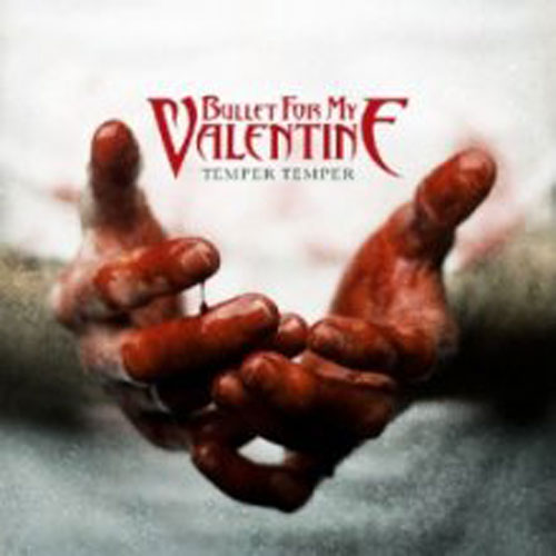Bullet For My Valentine - Temper Temper (deluxe Version) NEW CD Enlarged Preview