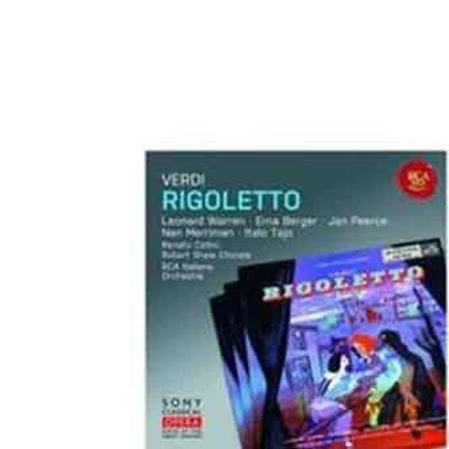 Cellini Renato Verdi Rigoletto New Cd