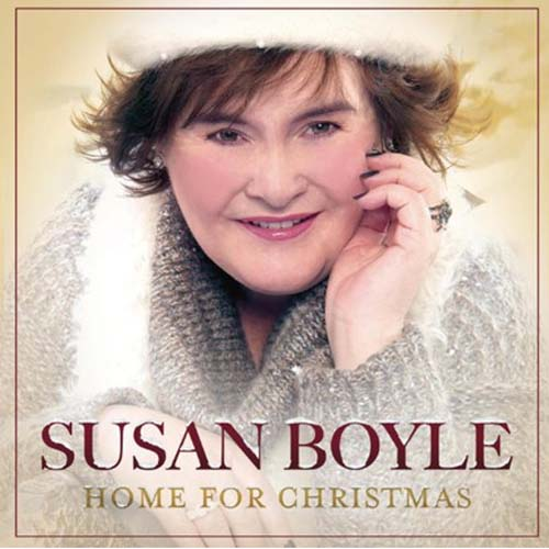 Boyle, Susan - Home For Christmas NEW CD Enlarged Preview