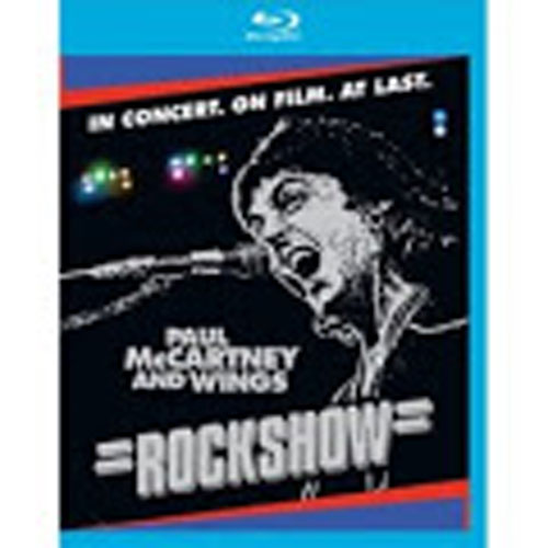 Paul Mccartney And Wings - Rockshow (blu-ray) NEW Blu-Ray Enlarged Preview