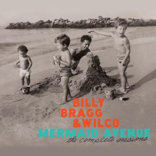 Billy Bragg & Wilco - Mermaid Avenue: The Complete Sessions (3cd+ NEW CD Enlarged Preview