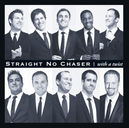 Straight No Chaser - With A Twist NEW CD Enlarged Preview