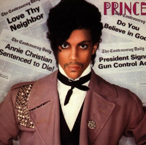 Prince - Controversy NEW CD Enlarged Preview