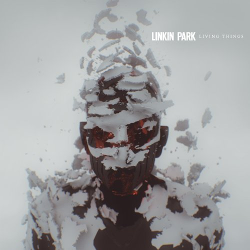 Linkin Park - Living Things NEW CD Enlarged Preview