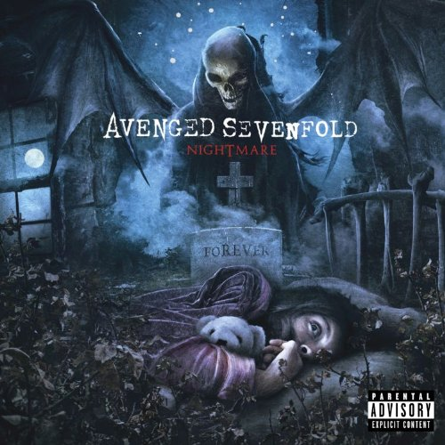 Avenged Sevenfold - Nightmare NEW CD ALBUM Enlarged Preview