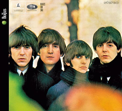 The Beatles - Beatles For Sale NEW CD Enlarged Preview