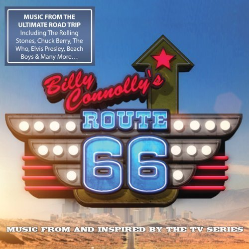 Various Artists - Route 66: Music From And Inspired by The ITV Series NEW 2 x CD Enlarged Preview