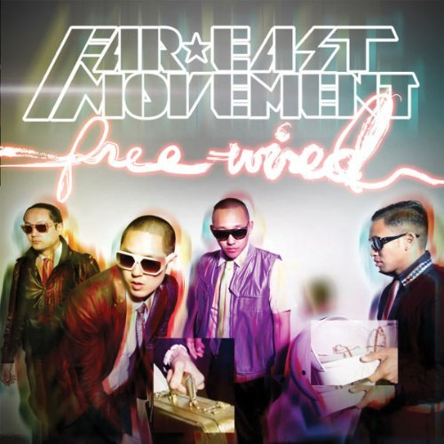 Far East Movement - Free Wired NEW CD Enlarged Preview