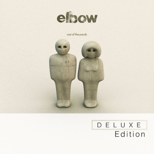 Elbow - Cast Of Thousands (Deluxe Edition) NEW 2CD + DVD Enlarged Preview