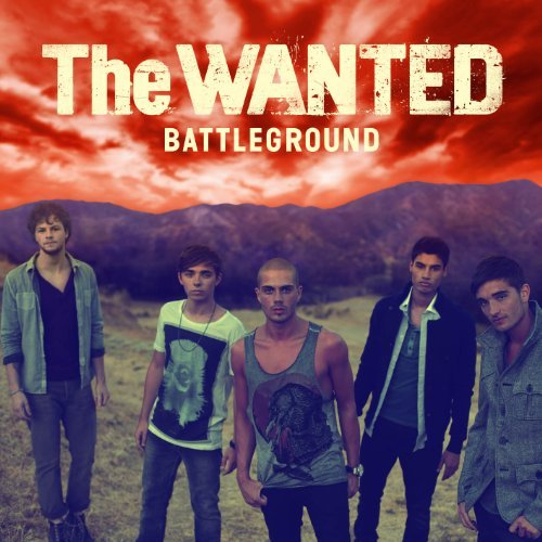 The Wanted - Battleground NEW CD Enlarged Preview