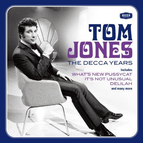 tom jones tom jones the decca years new cd ebay. Black Bedroom Furniture Sets. Home Design Ideas