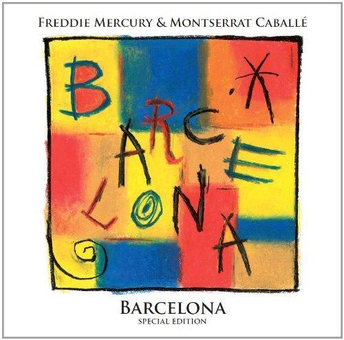 Freddie Mercury Montserrat Caballé - Barcelona NEW CD Enlarged Preview