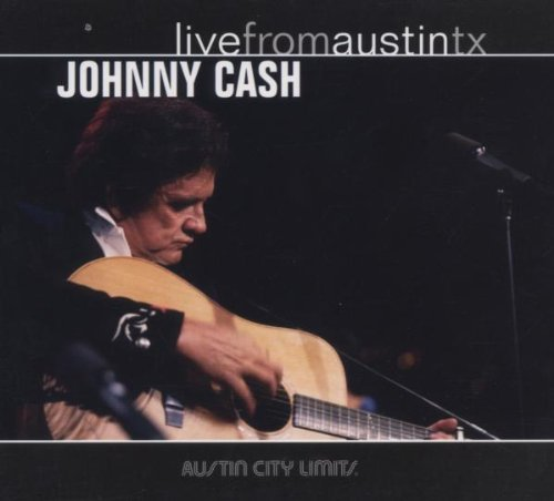 Johnny Cash - Live From Austin, Texas NEW CD Enlarged Preview
