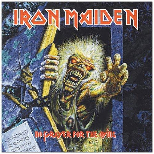 iron maiden last cd: