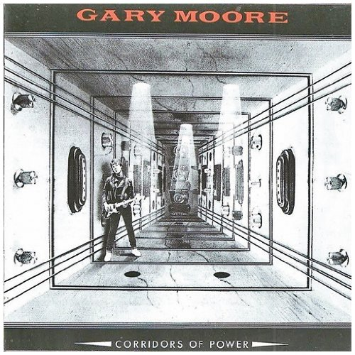 Gary Moore - Corridors Of Power NEW CD Enlarged Preview