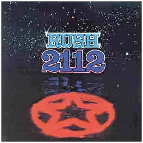 Rush - 2112 NEW CD Enlarged Preview