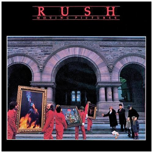 Rush Moving Pictures New Cd 731453463127 Ebay