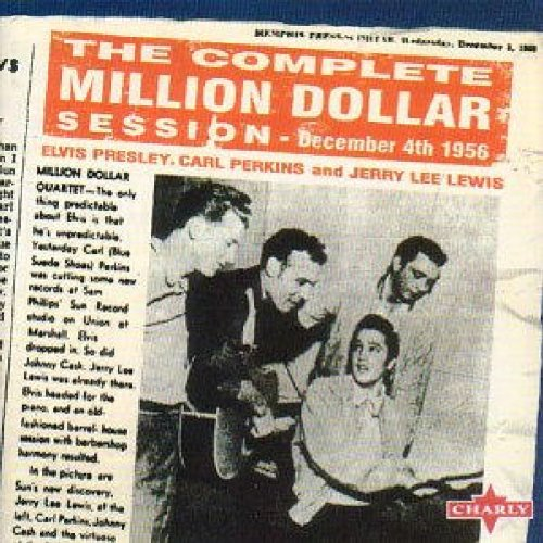 Million Dollar Quartet  The - The Complete Session NEW CD Enlarged Preview