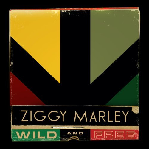 Ziggy Marley - Wild And Free NEW CD Enlarged Preview