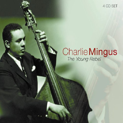 Mingus Charles - The Young Rebel NEW CD Enlarged Preview