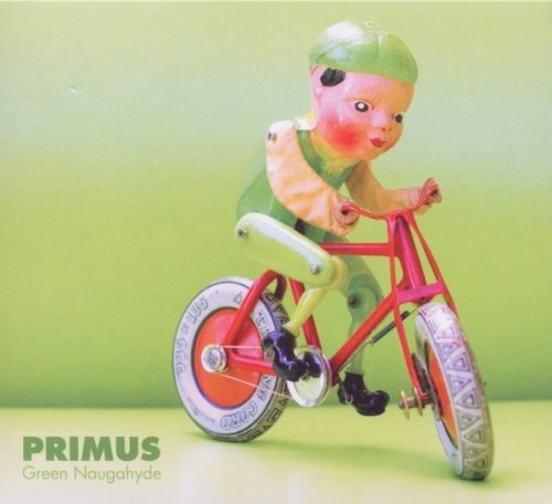 Primus Green Naugahyde New Cd