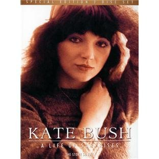 Kate Bush - A Life Of Surprises NEW DVD Enlarged Preview