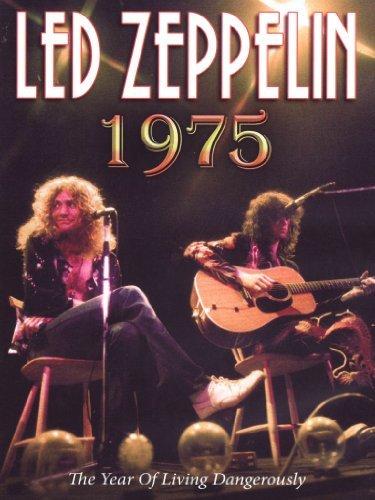 Led Zeppelin 1975 New Dvd 0823564530895 Ebay