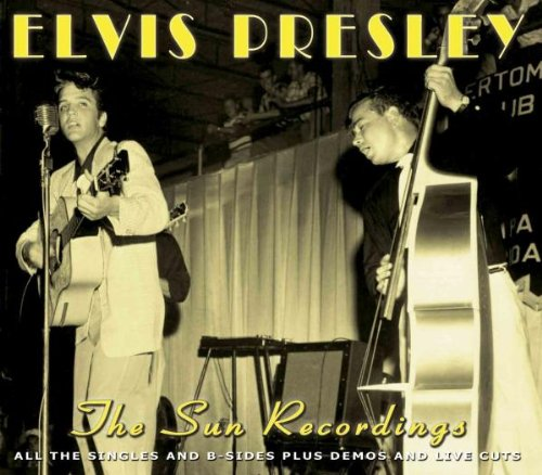 Elvis Presley - The Sun Recordings NEW CD Enlarged Preview