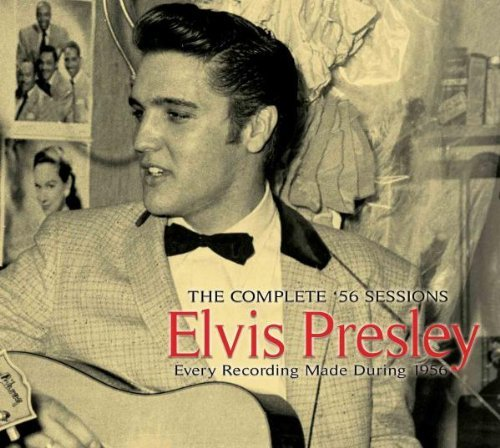 Elvis Presley - The Complete '56 Sessions NEW 2 x CD Enlarged Preview