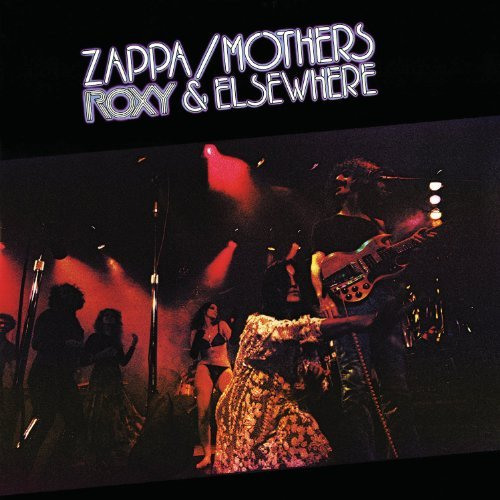 Frank Zappa The Mothers - Roxy & Elsewhere NEW CD Enlarged Preview
