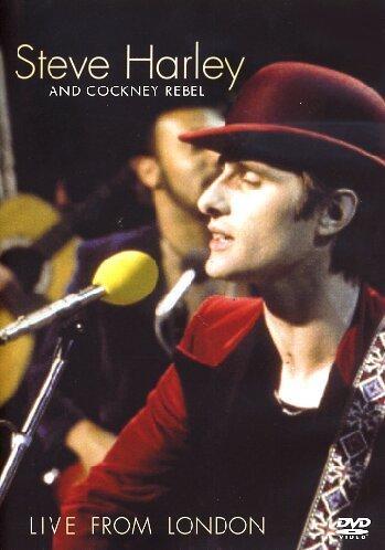 Steve Harley & Cockney Rebel - Live From London NEW DVD Enlarged Preview