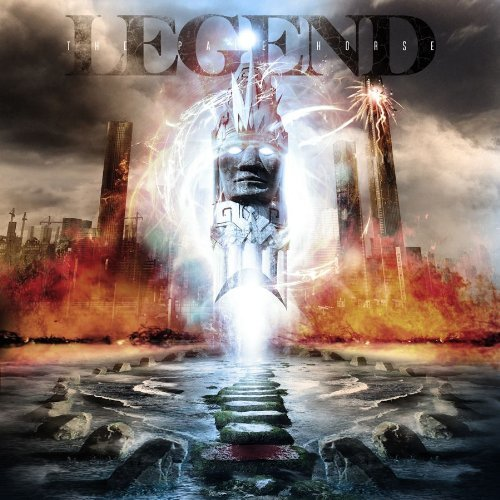 Legend - The Pale Horse NEW CD Enlarged Preview