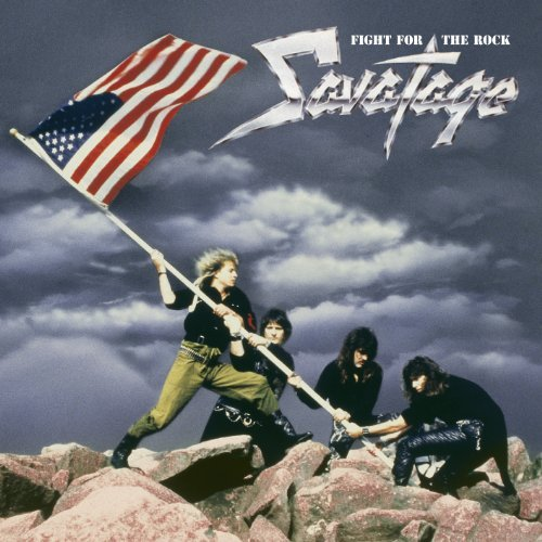 Savatage - Fight For The Rock NEW CD Enlarged Preview