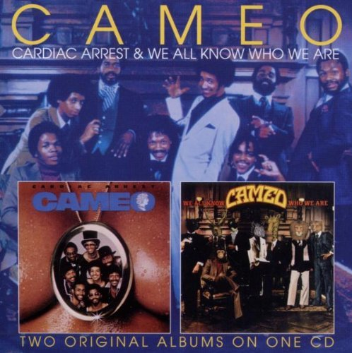 Cameo - Cardiac Arrest - We All Know W NEW CD Enlarged Preview