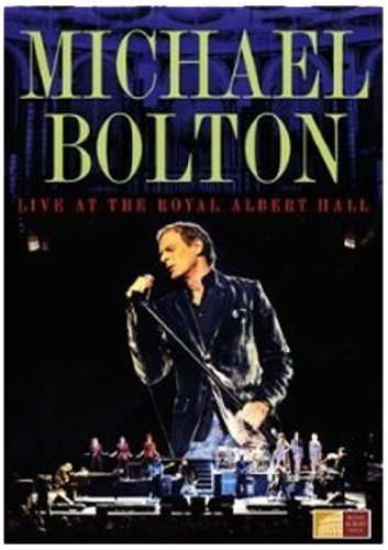 Michael Bolton - Live At The Royal Albert Hall NEW DVD Enlarged Preview