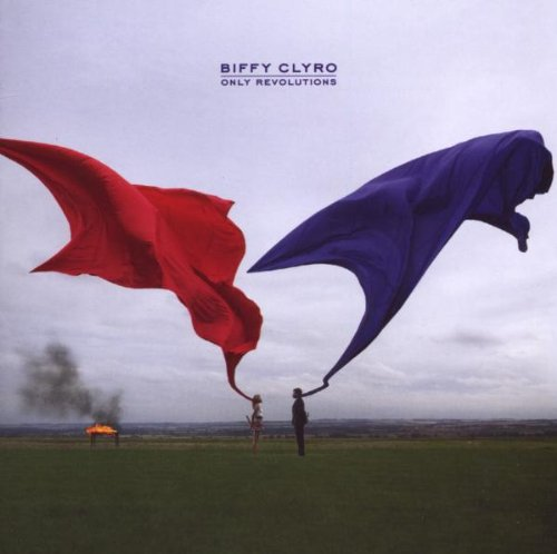 Biffy Clyro - Only Revolutions NEW CD Enlarged Preview