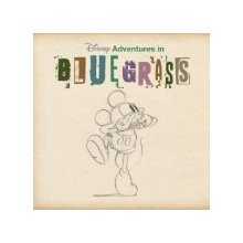 Various Artists - Disney Adventures In Bluegrass NEW CD Enlarged Preview