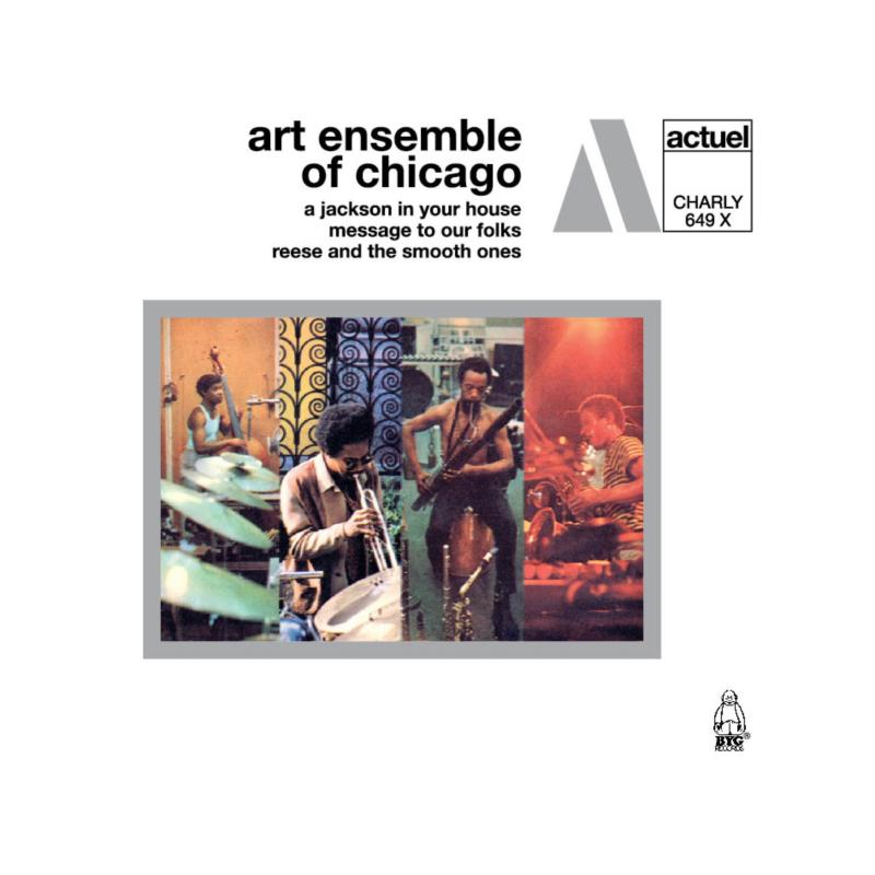 Art Ensemble Of Chicago A Jackson In Your House Mess